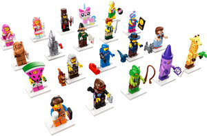 LEGO 71023 MINIFIGURKI THE LEGO® MOVIE 2™