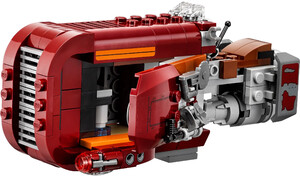 LEGO 75099 STAR WARS REY'S SPEEDER
