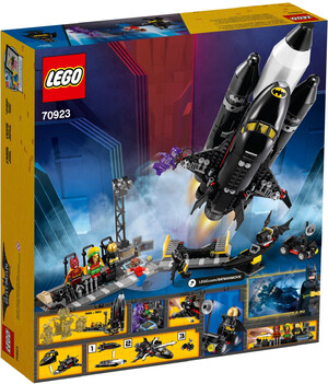 LEGO 70923 THE LEGO BATMAN MOVIE PROM KOSMICZNY BATMANA