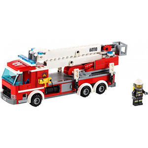LEGO 60110 CITY REMIZA STRAŻACKA