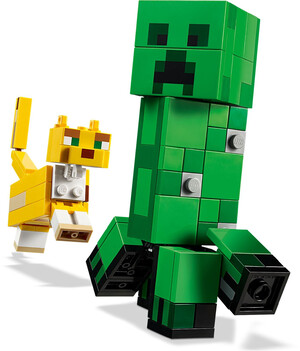 LEGO 21156 MINECRAFT BIG FIG- CREEPER™ I OCELOT