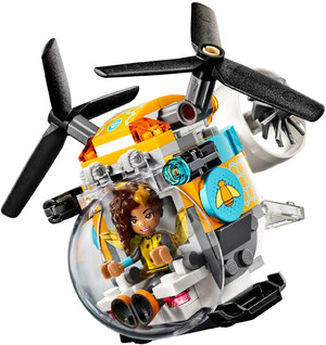 LEGO 41234 SUPER HEROES GIRLS HELIKOPTER BUMBLEBEE™