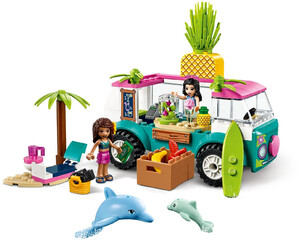 LEGO 41397 FRIENDS FOOD TRUCK Z SOKAMI