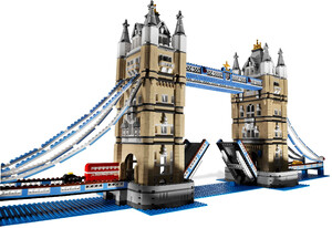 LEGO 10214 CREATOR EXCLUSIVE TOWER BRIDGE