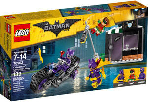 LEGO 70902 THE LEGO BATMAN MOVIE - MOTOCYKL CATWOMAN™