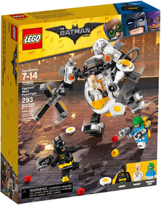 LEGO 70920 THE LEGO BATMAN MOVIE MECH EGGHEADA I BITWA NA JEDZENIE