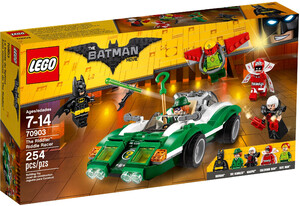 LEGO 70903 THE LEGO BATMAN MOVIE - WYŚCIGÓWKA RIDDLERA™