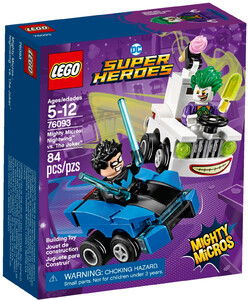 LEGO 76093 SUPER HEROES NIGHTWING VS THE JOKER