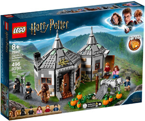 LEGO 75947  HARRY POTTER™ CHATKA HAGRIDA: NA RATUNEK