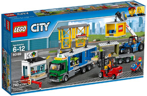 LEGO 60169 CITY TERMINAL TOWAROWY
