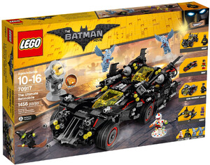 LEGO 70917 THE LEGO BATMAN MOVIE - SUPER BATMOBIL