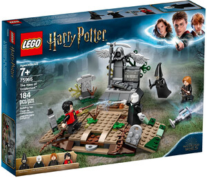 LEGO 75965  HARRY POTTER™ POWRÓT VOLDEMORTA™