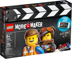 LEGO 70820 MOVIE2 LEGO MOVIE MAKER