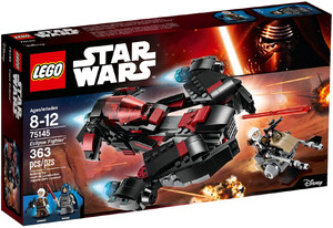 LEGO 75145 STAR WARS ECLIPSE FIGHTER
