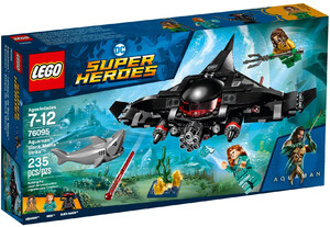 LEGO 76095 SUPER HEROES AQUAMAN™ : ATAK BLACK MANTY