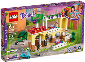 LEGO 41379 FRIENDS RESTAURACJA W HAERTLAKE