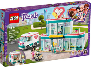 LEGO 41394 FRIENDS SZPITAL W HEARTLAKE