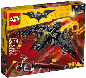 LEGO 70916 THE LEGO BATMAN MOVIE - BATWING