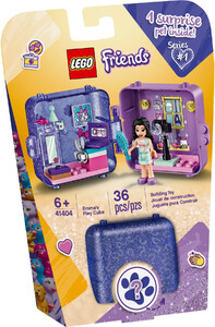 LEGO 41404 FRIENDS KOSTKA DO ZABAWY EMMY