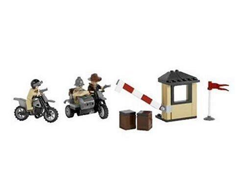 Lego 7620 Indiana Jones Ucieczka Na Motorze Sklep Internetowy