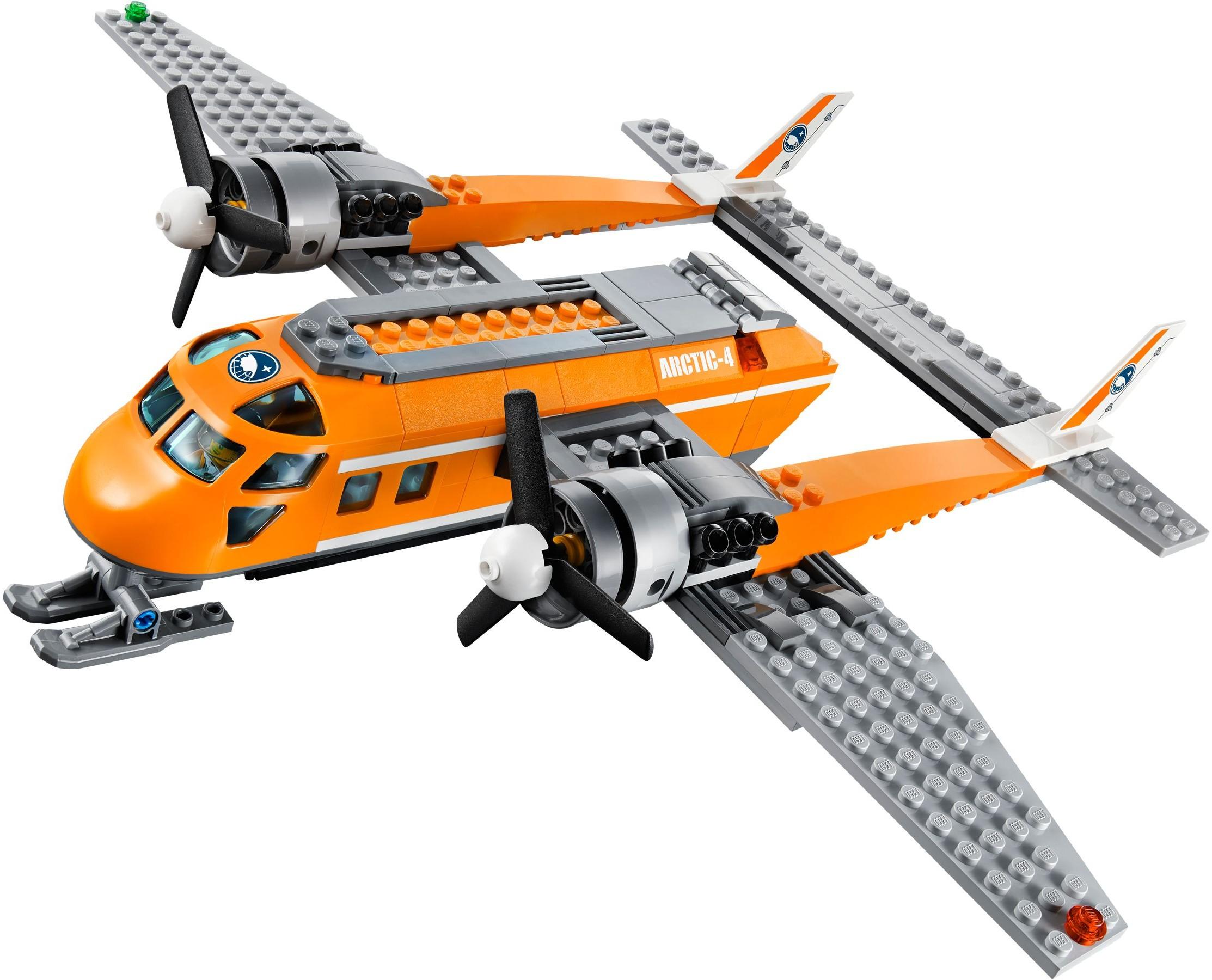 Lego 60064 City Arktyczny Samolot Dostawczy Sklep Internetowy